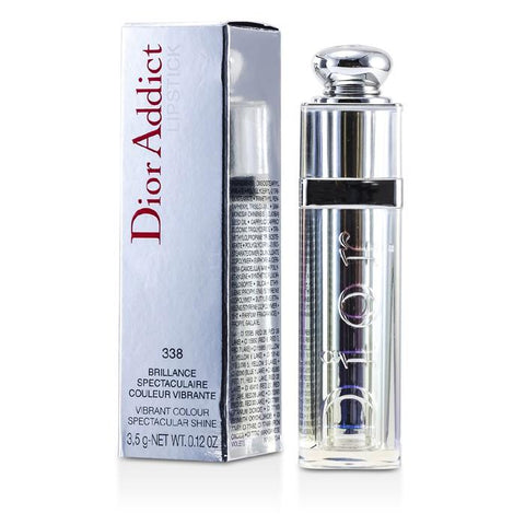 Dior Addict Be Iconic Vibrant Color Spectacular Shine Lipstick - No. 338 Mirage - 3.5g/0.12oz