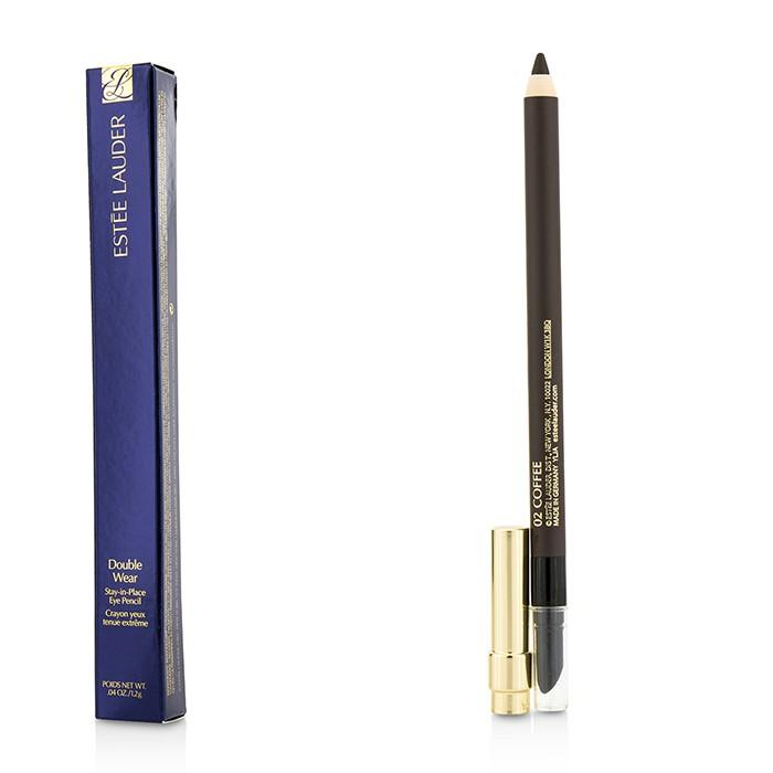 Double Wear Stay In Place Eye Pencil (New Packaging) - #02 Coffee - 1.2g/0.04oz