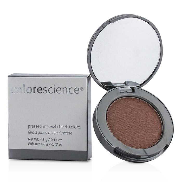 Pressed Mineral Cheek Colore - Soft Rose - 4.8g/0.17oz