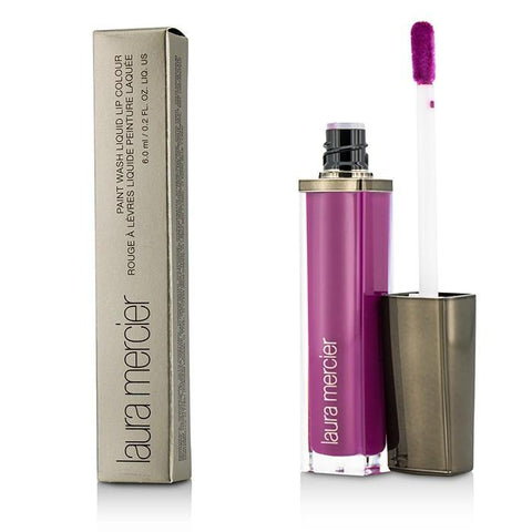 Paint Wash Liquid Lip Colour - #Fuchsia Mauve - 6ml/0.2oz