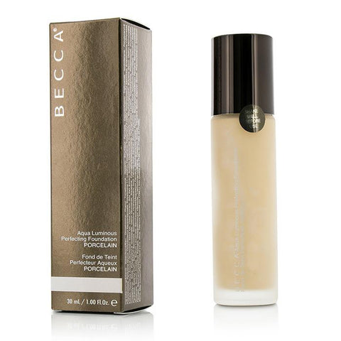 Aqua Luminous Perfecting Foundation - Porcelain - 30ml/1oz