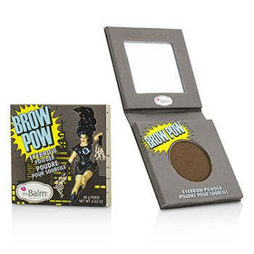 BrowPow Eyebrow Powder - #Dark Brown - 0.85g/0.03oz