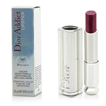 Dior Addict Hydra Gel Core Mirror Shine Lipstick - #680 After Party - 3.5g/0.12oz