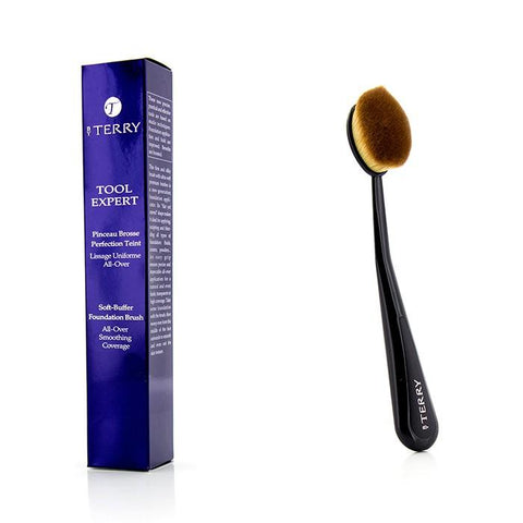 Too Expert Soft Buffer Foundation Brush - -