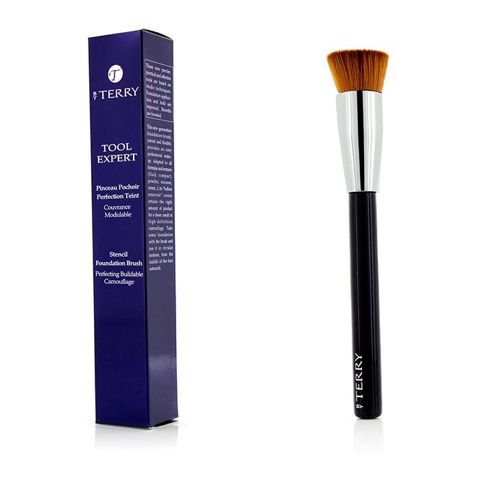 Too Expert Stencil Foundation Brush - -