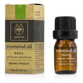 Essential Oil - Basil - 5ml/0.17oz