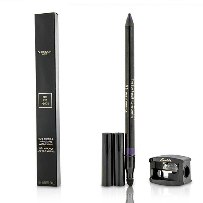 Le Crayon Yeux The Eye Pencil - # 03 Deep Purple - 1.2g/0.04oz