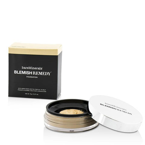 BareMinerals Blemish Remedy Foundation - # 01 Clearly Porcelain - 6g/0.21oz