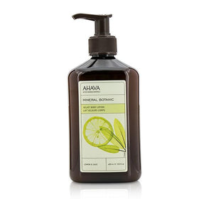 Mineral Botanic Velvet Body Lotion - Lemon & Sage - 400ml/13.5oz
