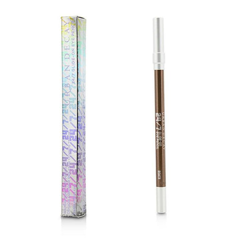 24/7 Glide On Waterproof Eye Pencil - Roach - 1.2g/0.04oz