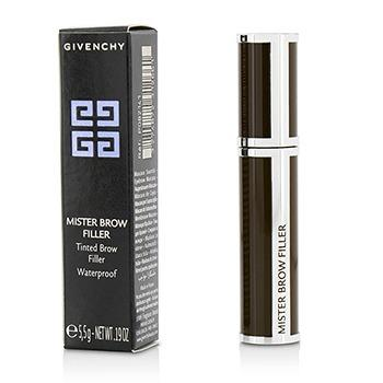 Mister Brow Filler Tinted Waterproof Brow Filler - # 01 Brunette - 5.5g/0.19oz