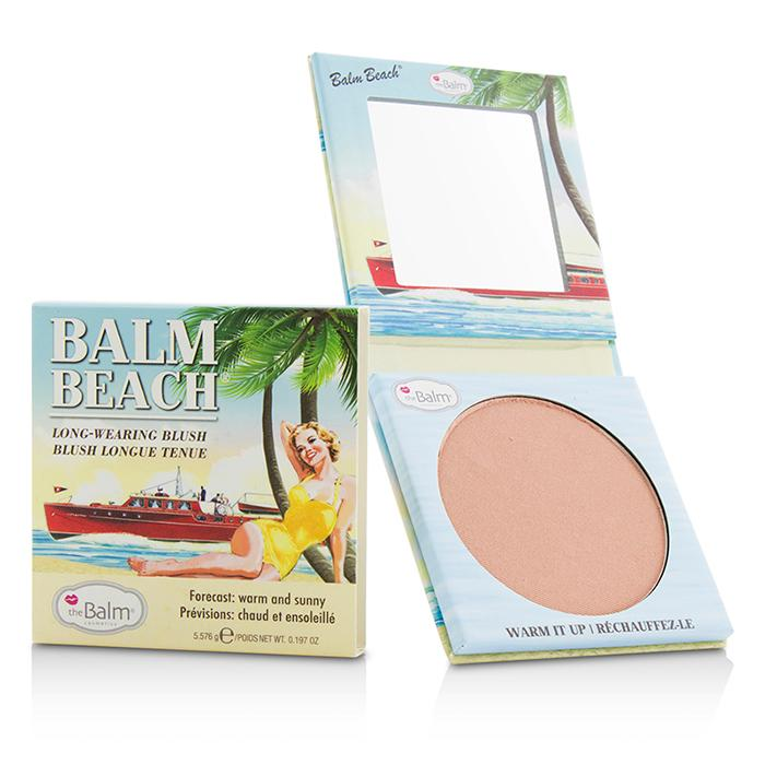 Balm Beach Long Wearing Blush - 5.576g/0.197oz