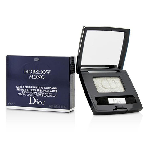 Diorshow Mono Professional Spectacular Effects & Long Wear Eyeshadow - # 006 Infinity - 2g/0.07oz
