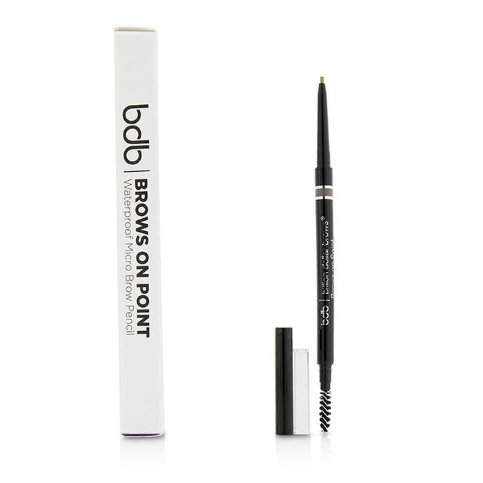 Brows On Point Waterproof Micro Brow Pencil - Blonde - 0.045g/0.002oz