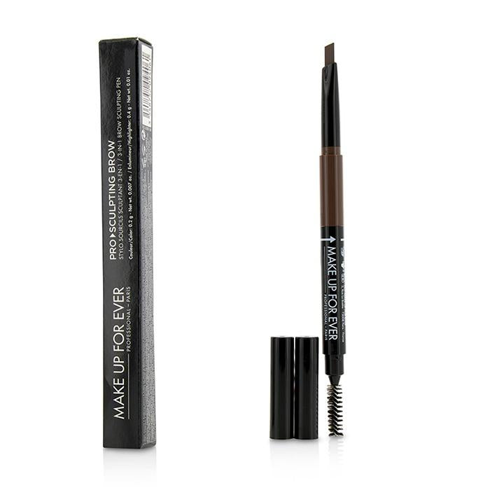 Pro Sculpting Brow 3 In 1 Brow Sculpting Pen - # 30 (Brown) - 0.6g/0.017oz