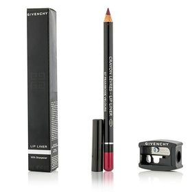Lip Liner (With Sharpener) - # 07 Framboise Velours - 1.1g/0.03oz