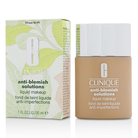 Anti Blemish Solutions Liquid Makeup - # 14 Fresh Fair - 30ml/1oz