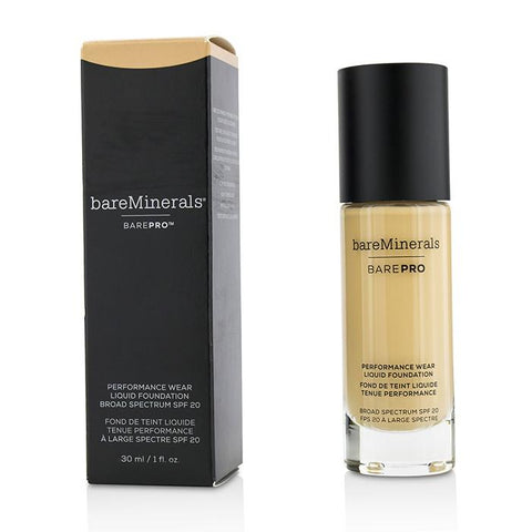 BarePro Performance Wear Liquid Foundation SPF20 - # 05 Sateen - 30ml/1oz