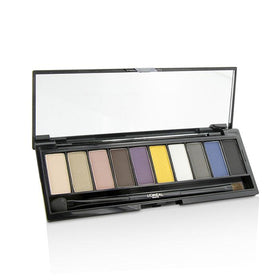 Color Riche Eyeshadow Palette - (Smoky) - 7g/0.23oz