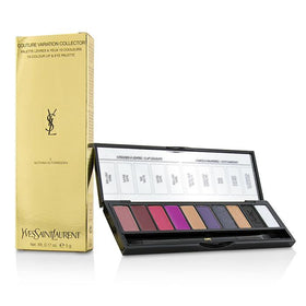 Couture Variation Collector 10 Colour Lip & Eye Palette - # 5 Nothing Is Forbidden - 5g/0.17oz