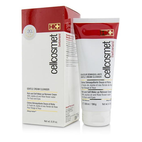 Cellcosmet Gentle Cream Cleanser (rich & Soft Make-up Remover Cream) - 200ml/6.7oz