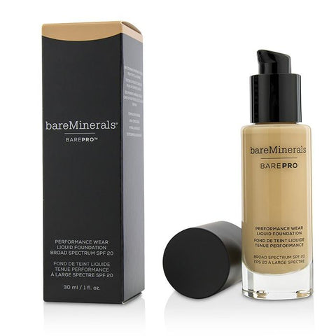 BarePro Performance Wear Liquid Foundation SPF20 - # 10 Cool Beige - 30ml/1oz