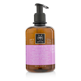 Intimate Gentle Cleansing Gel For The Intimate Area For Daily Use With Chamomile & Propolis - 300ml/10.14oz