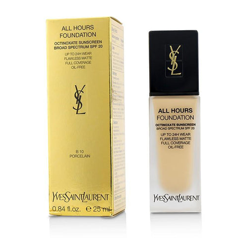 All Hours Foundation SPF 20 - # B10 Porcelain - 25ml/0.84oz