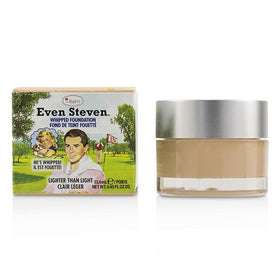 Even Steven Whipped Foundation - # Lighter Than Light - 13.4ml/0.45oz