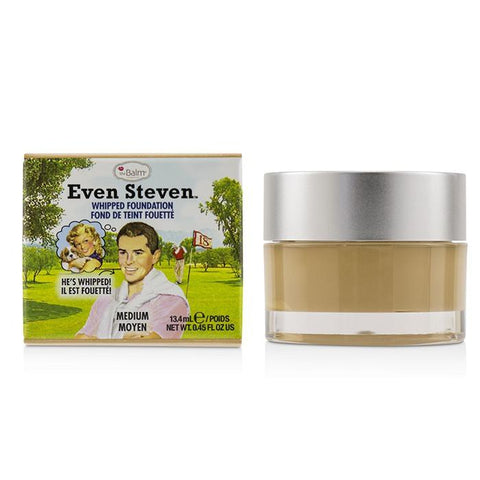Even Steven Whipped Foundation - # Medium - 13.4ml/0.45oz
