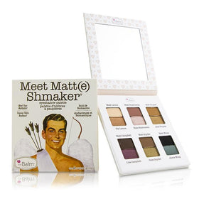 Meet Matt(e) Shmaker Eyeshadow Palette - 9.6g/0.34oz