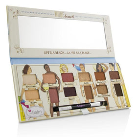 Nude Beach Vol. 3 Nude Eyeshadow Palette - 9.6g/0.336oz