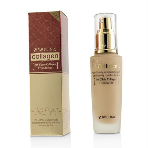 Collagen Foundation - # 23 (Natural Beige) - 50ml/1.67oz