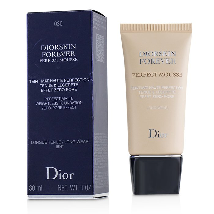 Diorskin Forever Perfect Mousse Foundation - # 030 Medium Beige - 30ml/1oz
