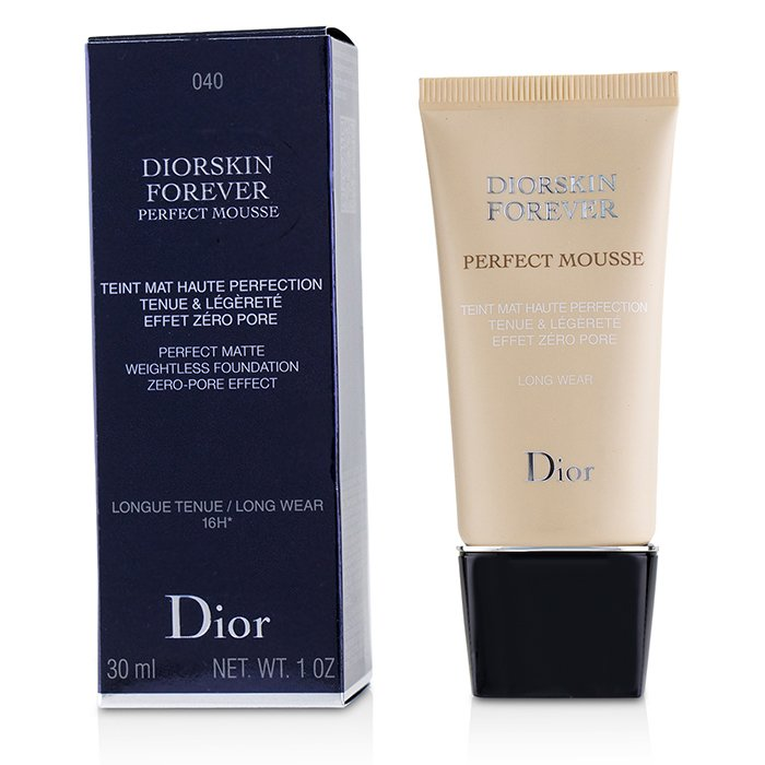 Diorskin Forever Perfect Mousse Foundation - # 040 Honey Beige - 30ml/1oz