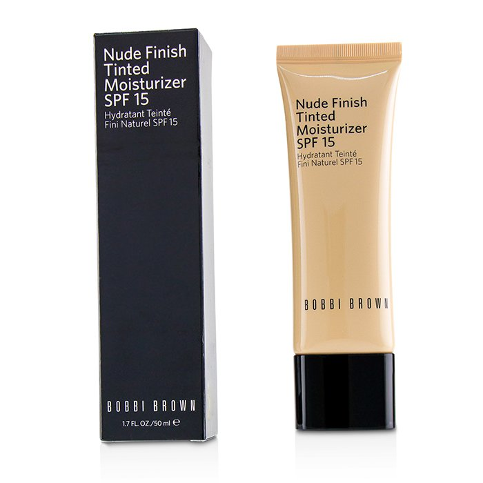 Nude Finish Tinted Moisturizer SPF 15 - # Extra Light Tint - 50ml/1.7oz