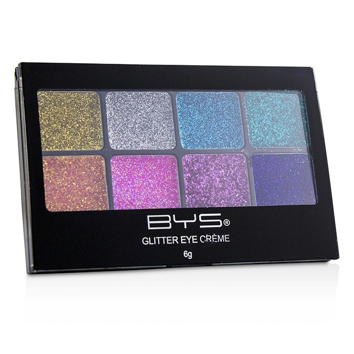 Glitter Eye Creme Palette - # 01 You Can Dig It - 6g/0.2oz