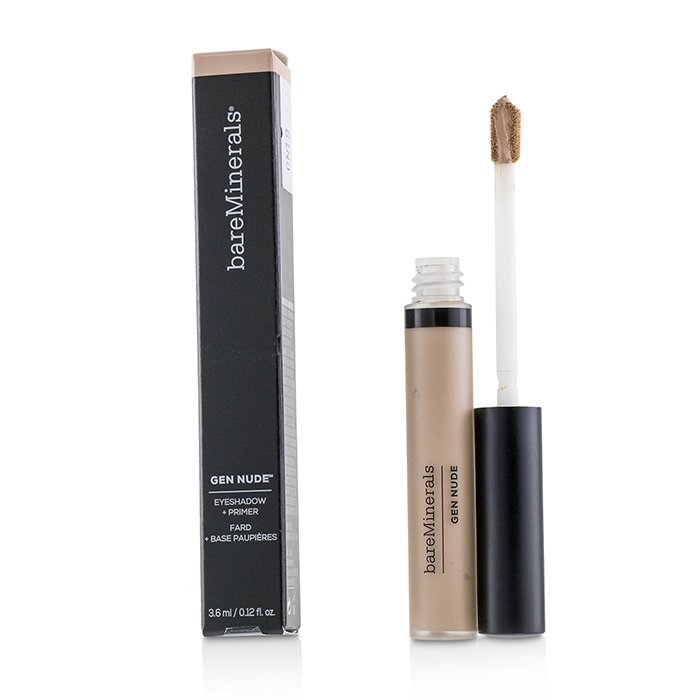 Gen Nude Eyeshadow + Primer - # Undressed - 3.6ml/0.12oz