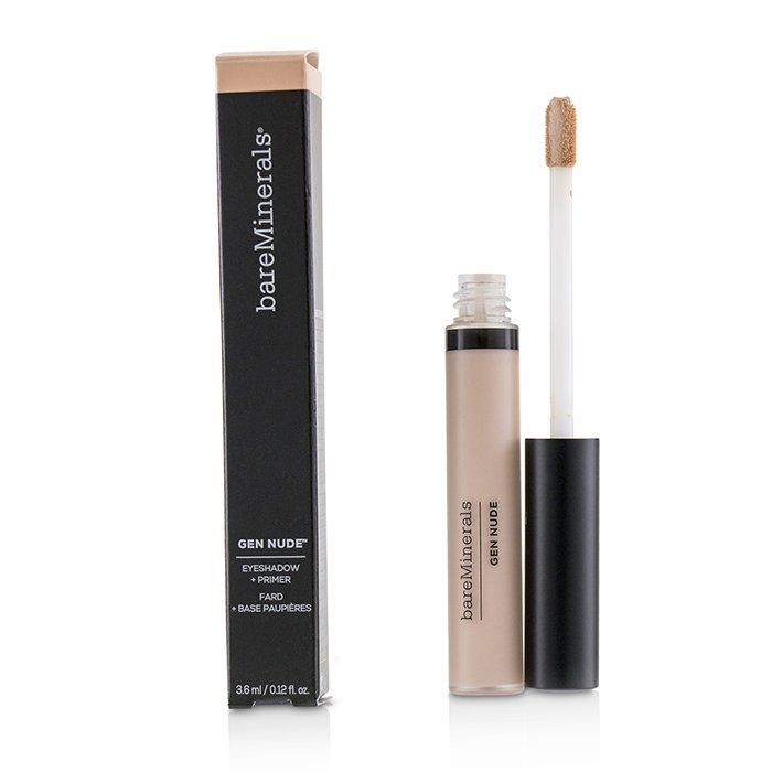 Gen Nude Eyeshadow + Primer - # Bright AF (And Flawless) - 3.6ml/0.12oz