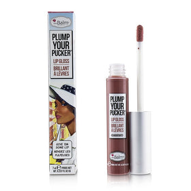 Plum Your Pucker Lip Gloss - # Exaggerate - 7ml/0.237oz