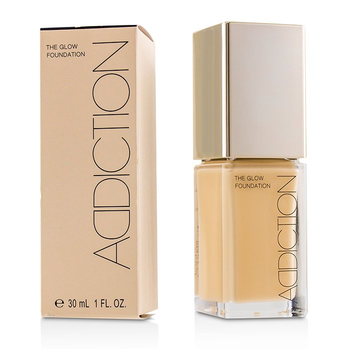 The Glow Foundation SPF 20 - # 003 (Cool Ivory) - 30ml/1oz