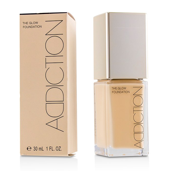 The Glow Foundation SPF 20 - # 005 (Nude Ivory) - 30ml/1oz
