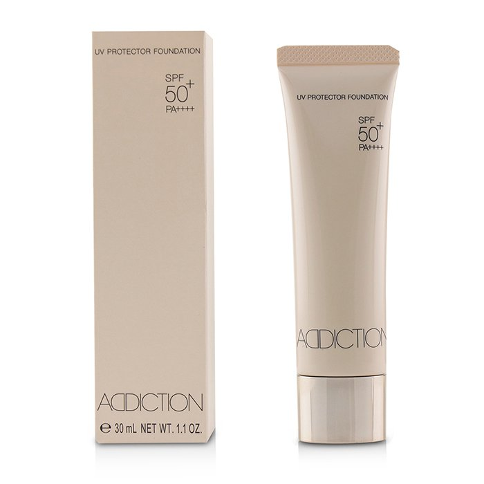 UV Protector Foundation SPF 50 - # 010 (Almond Beige) - 30ml/1.1oz