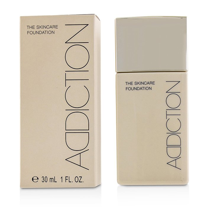 The Skincare Foundation SPF 25 - # 010 (Almond Beige) - 30ml/1oz