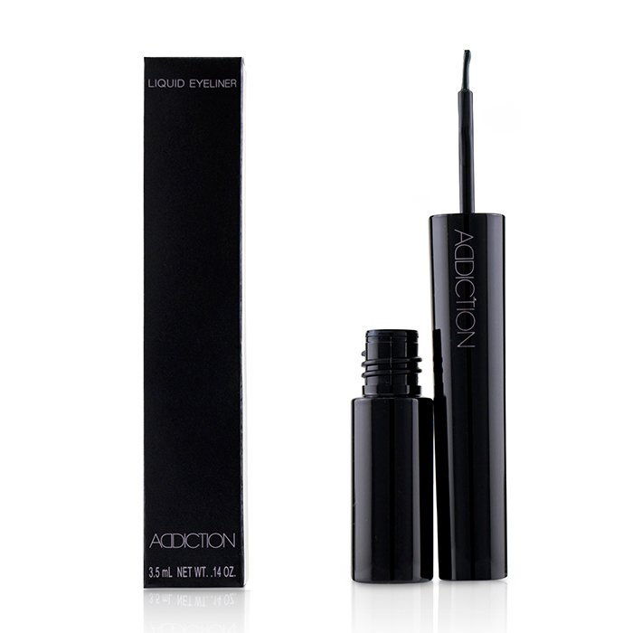 Liquid Eyeliner - # 04 (Rikyu) - 3.5ml/0.14oz