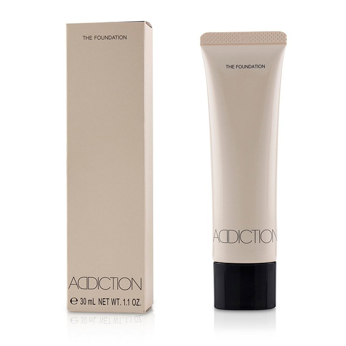 The Foundation SPF 12 - # 005 (Nude Ivory) - 30ml/1.1oz