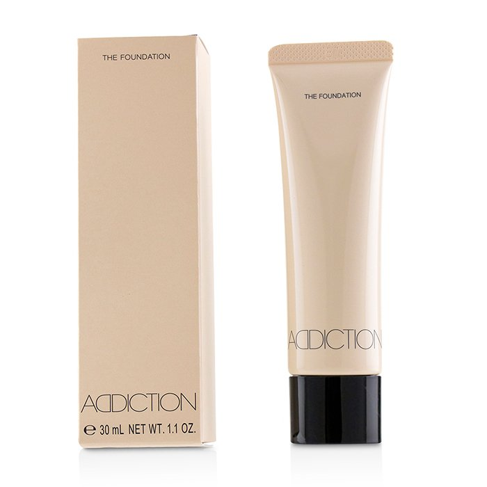 The Foundation SPF 12 - # 007 (Honey Beige) - 30ml/1.1oz