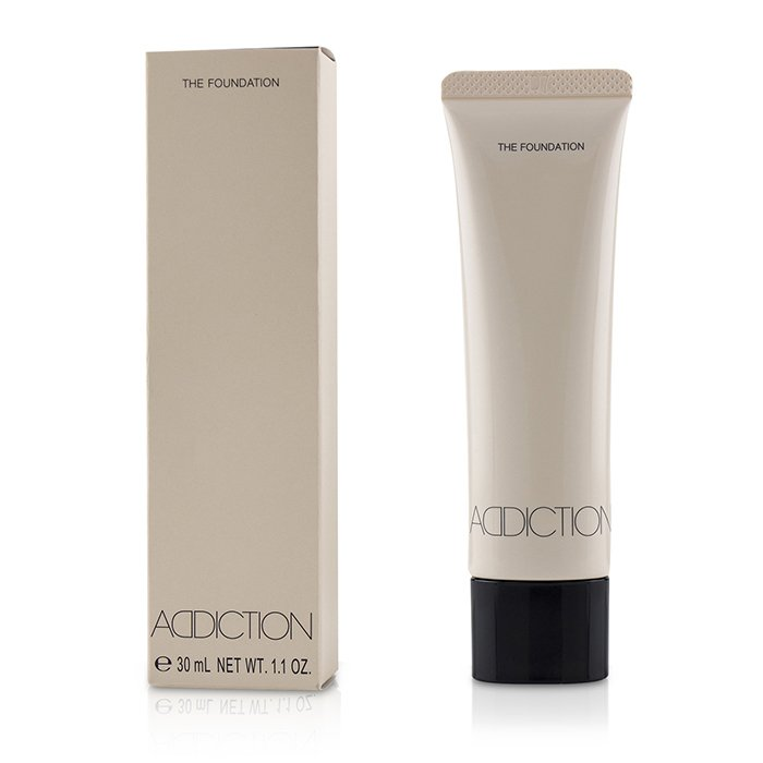 The Foundation SPF 12 - # 008 (Pure Beige) - 30ml/1.1oz