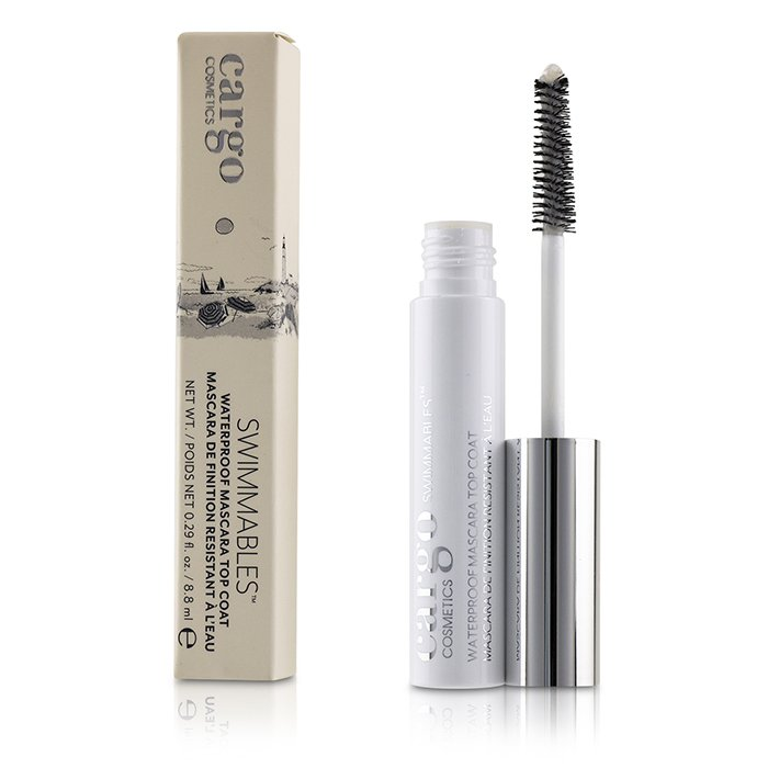 Swimmables Waterproof Mascara Top Coat - # Clear - 8.8ml/0.29oz