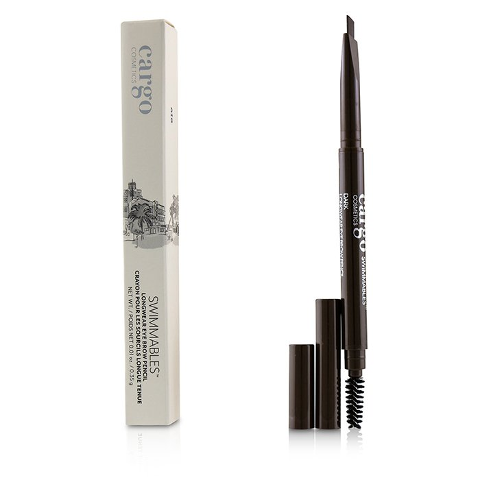 Swimmables Longwear Eye Brow Pencil - # Dark - 0.35g/0.01oz